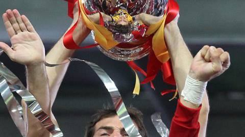 Spanische Fussballlegende Casillas tritt zurück