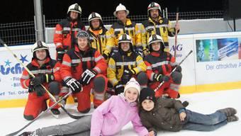 Sport und Spass auf Eis und Bühne