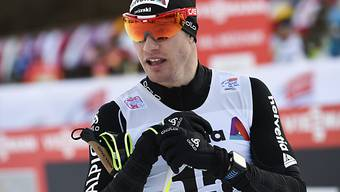 Dario Cologna kämpft in der Tour de Ski um den Anschluss.