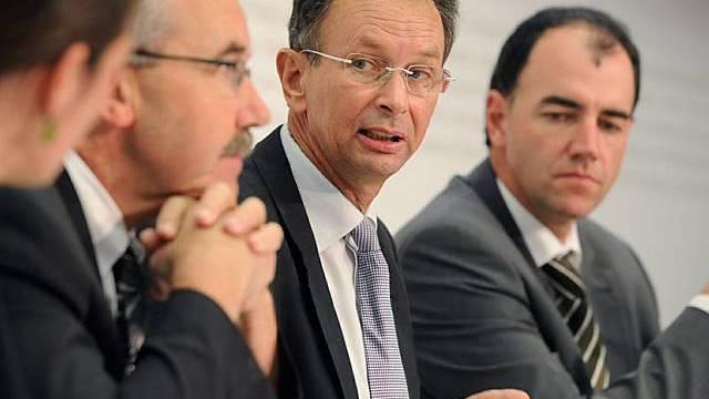 Die SVP-Initiative geht FDP, CVP, BDP und Grünliberalen zu weit