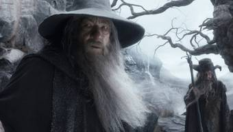 "Ian McKellen im Film ""The Hobbit: The Desolation of Smaug"""