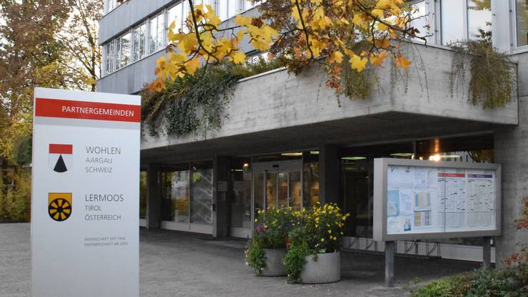 Gemeindehaus Wohlen