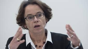 «Jene, die so viel besitzen, dass sie gar nicht alles ausgeben können, sollen etwas mehr beitragen zum Wohl der Gesellschaft»: Eva Herzog.