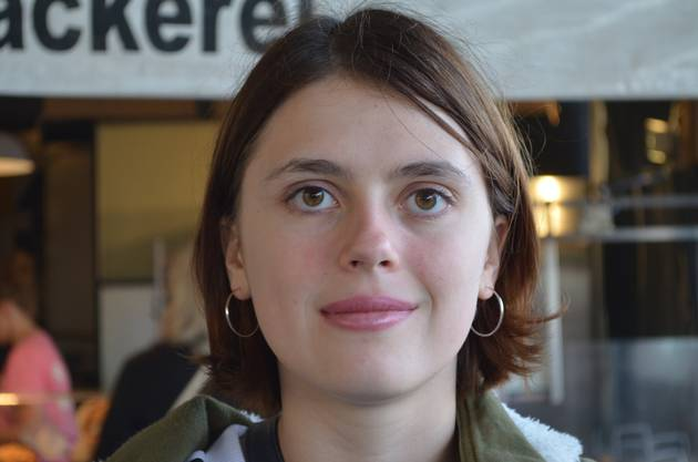 Ariane Monnard, 17, Brugg