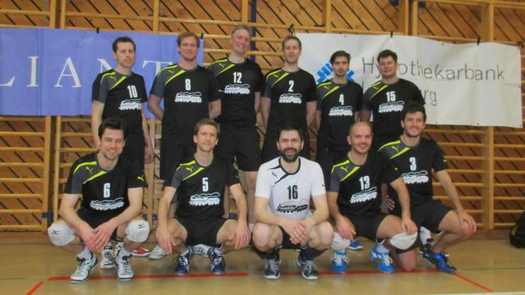 Erneut im Final des Aargauer-Cups: Der VBC Windisch hat sich im Halbfinal durchgesetzt.