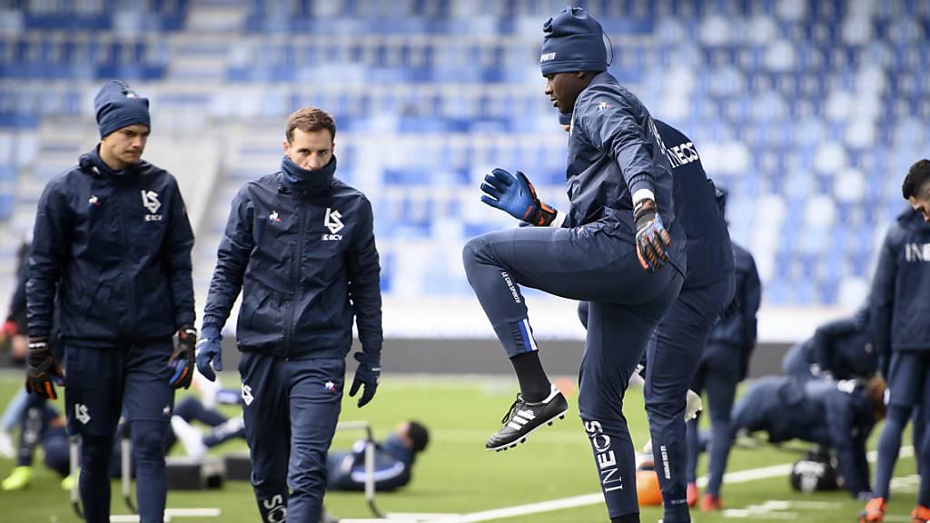 Quarantäne gegen Lausanne-Sport aufgehoben