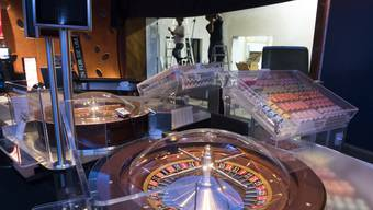 Das Grand Casino Baden ist im Umbau