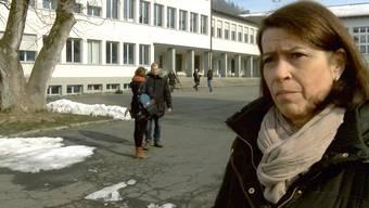 Schulpflege-Präsidentin Christine Hächler nimmt Stellung nach dem Sex-Vorfall an der Kreisschule Mittleres Wynetal.
