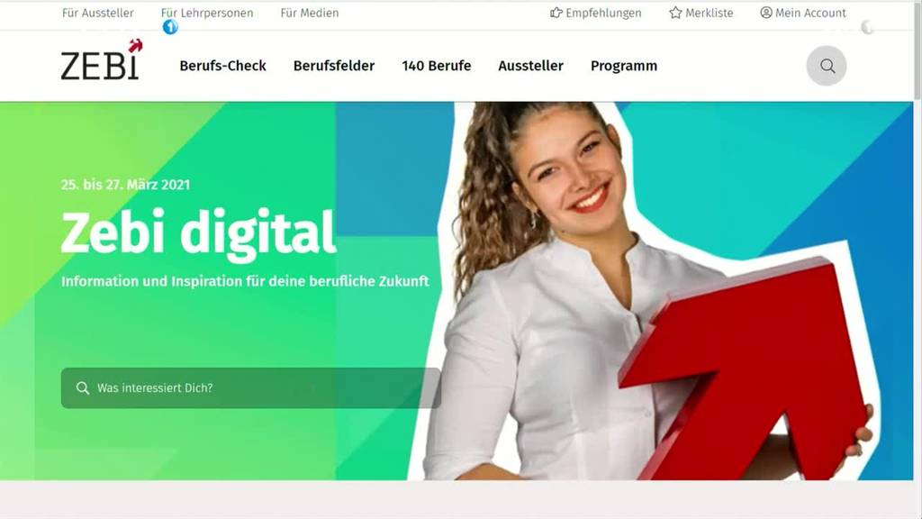 Start der digitalen Zebi