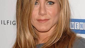 Aniston: Ihr Haar ist ihr heilig