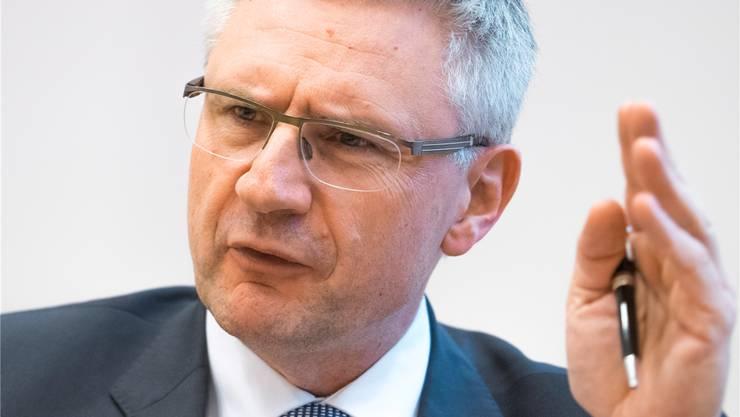 Andreas Glarner, Fraktionschef SVP