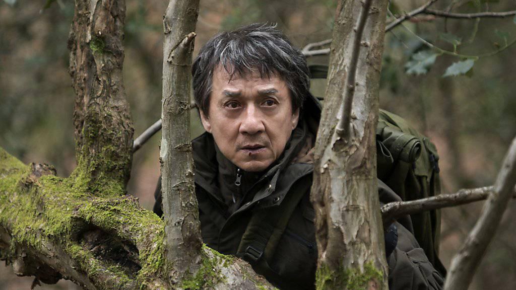 Jackie Chan in Action: Ein Film mit Sex-Szenen sorgte im Iran für Aufruhr. (Archivbild)