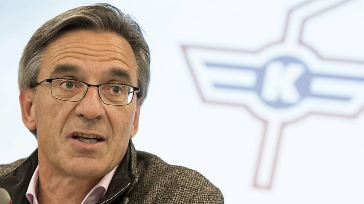 Der neue EHC-Kloten-Besitzer Hans-Ulrich Lehmann brachte neue Stabilität in die Flughafenstadt und kehrte zu den authentischen Wurzeln des Klubs zurück.