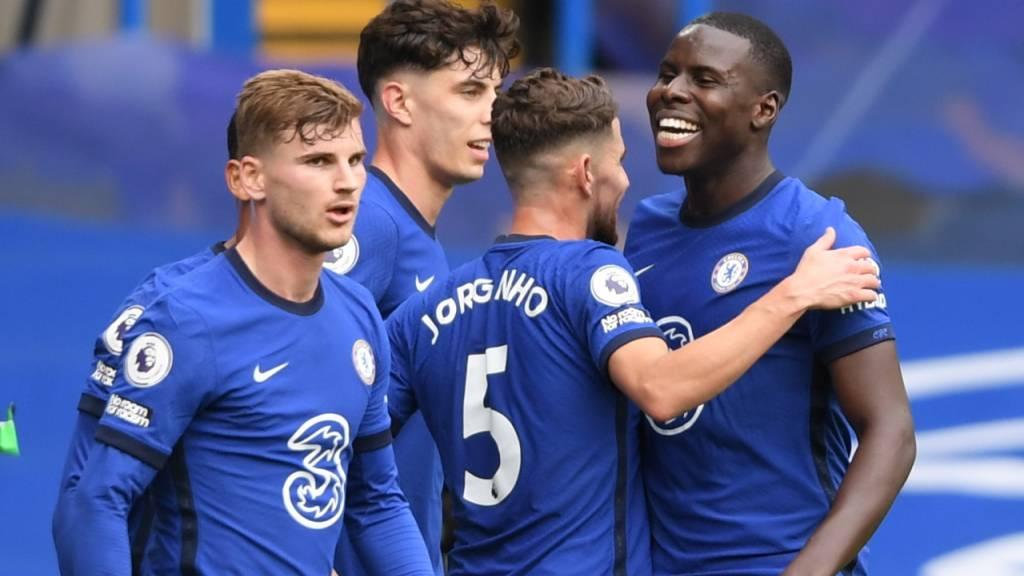 Die Freude ist zurück: Chelsea siegt gegen Crystal Palace klar