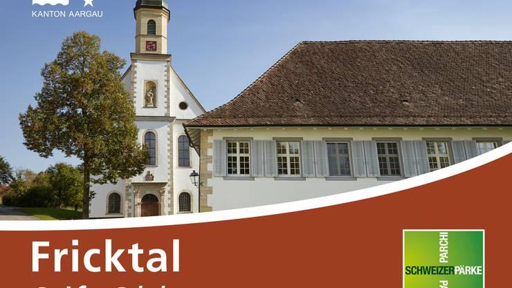 Tourismustafeln im Fricktal: Stift Olsberg