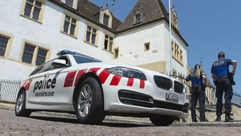 Die Täter des Raubüberfalls vom Juli 2015 in Neuenburg müssen ins Gefängnis, die Beute von 530'000 Franken bleibt unauffindbar. (Symbolbild)