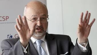 OSZE-Generalsekretär Lamberto Zannier am Dienstag in Genf