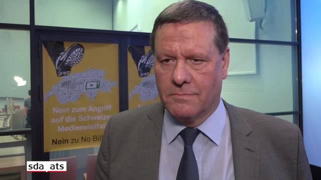 """SVP-Ständerat Roland Eberle will keinen """"Einheitsbrei"""""""