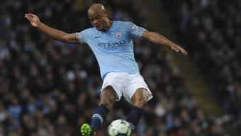 Vincent Kompany schiesst Manchester City mit einem Traumtor zum Sieg. Und zum Titel?