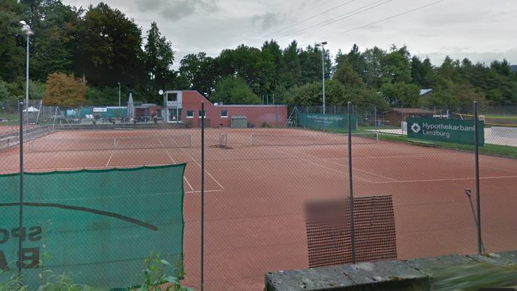 Der TS Rohrdorferberg richtet am Wochenende ein Squash-Elite-Turnier aus. Im Bild: die Sportanlage Gfeend in Niederrohrdorf.