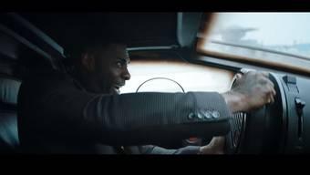 Idris Elba im Werbespot für die Grand Basel