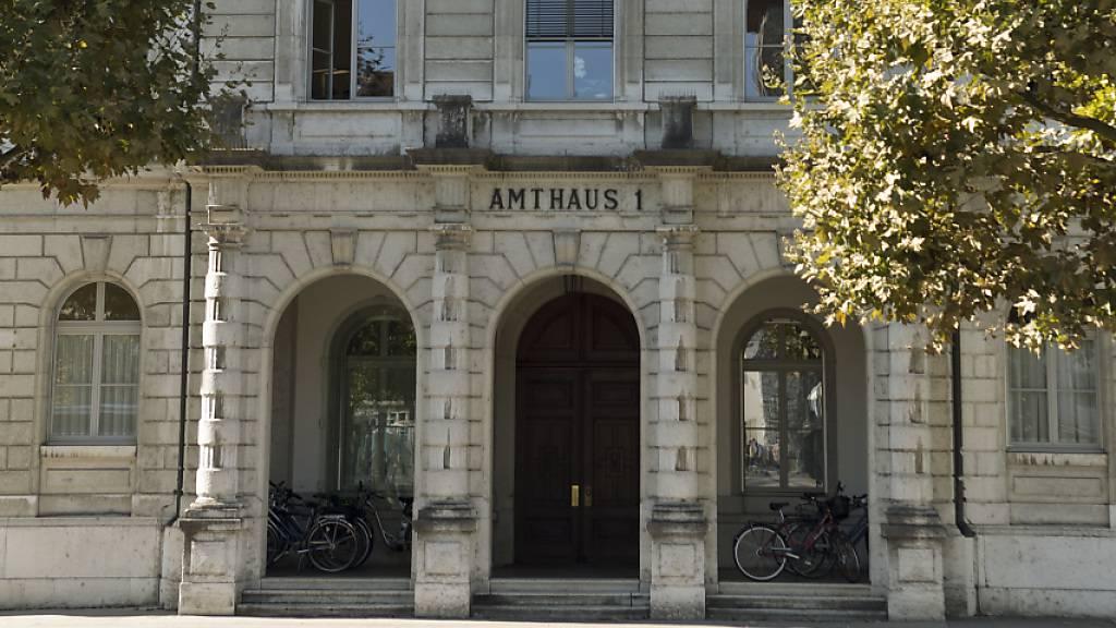 Prozess in Solothurn: Zehn Jahre Gefängnis für Mord