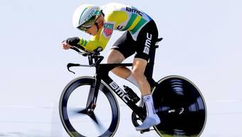 Rohan Dennis krönt sich in Innsbruck erstmals zum Weltmeister im Zeitfahren