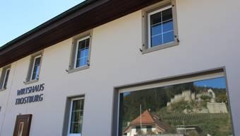 Wirtshaus zur Trostburg in Teufenthal
