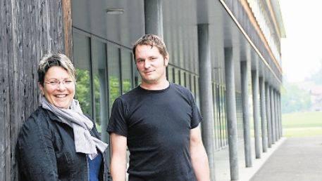 Wehren sich gegen die Kreisschule: Barbara Plüss von der Schulleitung Veltheim und Patrick Salm von der Schulpflege Veltheim.