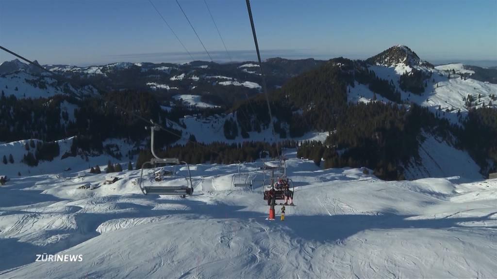 Schwyz und Luzern schliessen Skigebiete