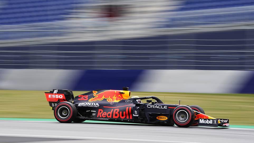 Max Verstappen gelingt am Sonntag erneut der Sieg.