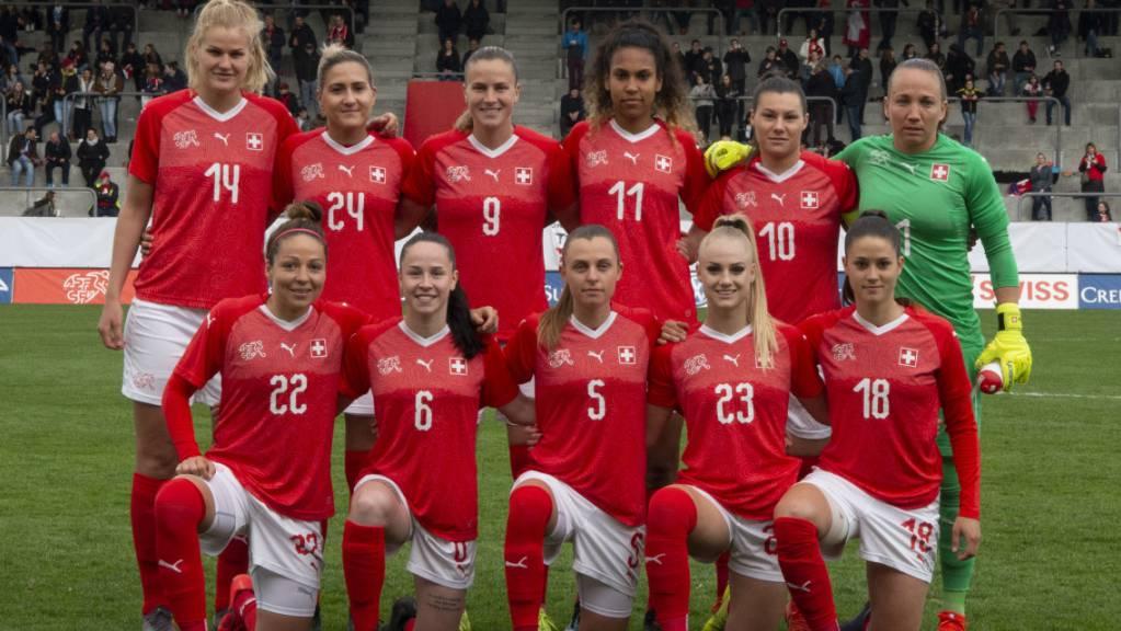 Das Schweizer Frauen-Nationalteam bestreitet im September den nächsten Ernstkampf