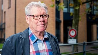 Autor Hans Schaub greift gesellschaftspolitische Themen auf. Archiv/psi