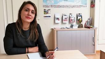 Die Sozialarbeiterin Betânia Figueiredo orientiert in vermeintlich aussichtslosen Situationen und empfiehlt Betroffenen, sich frühzeitig Informationen zu holen.