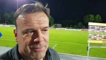 Patrick Rahmen nach dem FCA-Sieg in Chiasso
