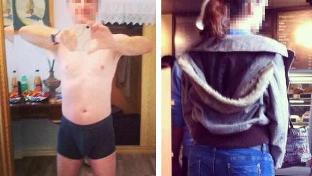 Der «Knipser» hat auf seinem Instagram-Profil knapp 80 Bilder von Frauen gepostet.
