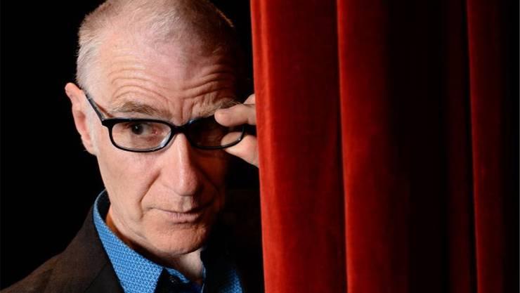 Kabarettist Joachim Rittmeyer ist eine der Sternschnuppen. zvg