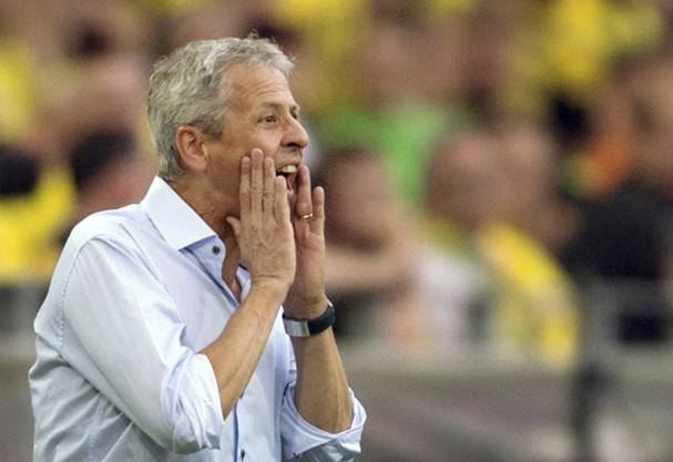 Neuer Trainer von Borussia Dortmund: Lucien Favre