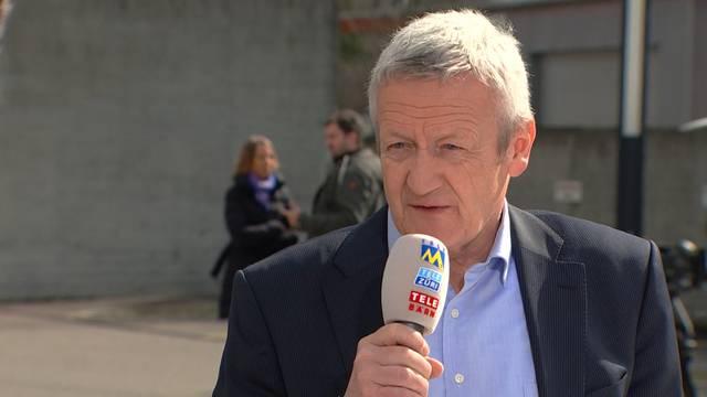Rupperswiler Gemeindeammann Rudolf Hediger: «Im Dorf ist man sehr betroffen und schockiert»