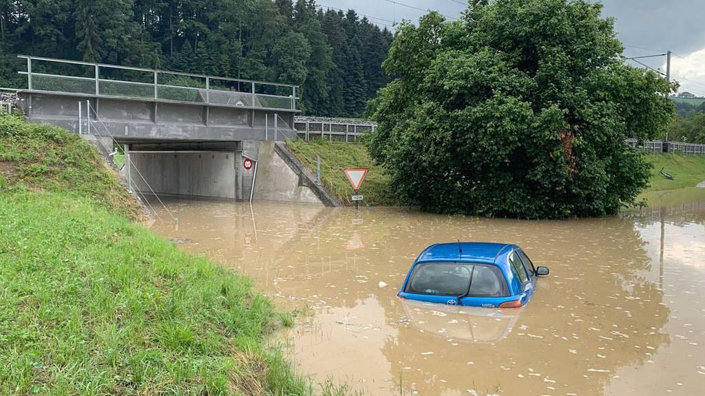 Mehr Unwetter, weniger Trinkwasser: Luzern warnt vor Folgen des Klimawandels