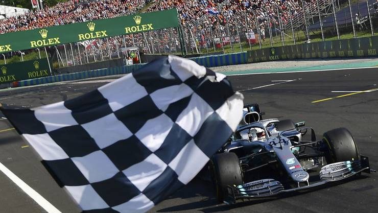 Im nächsten Jahr werden in 22 Formel-1-Rennen die Sieger abgewunken