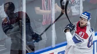 Ambri-Piotta-Topskorer Dominik Kubalik könnte den Schweizern im Spiel gegen Tschechien die Suppe gehörig versalzen.