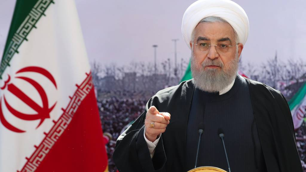 Irans Präsident sieht Corona-Zukunft trotz Impfstoffen skeptisch