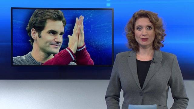 Grosses Bangen um Tennisstar Roger Federer