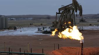 Die OPEC wird die Ölförderung wohl auch in Zukunft bewusst drosseln. (Archivbild)