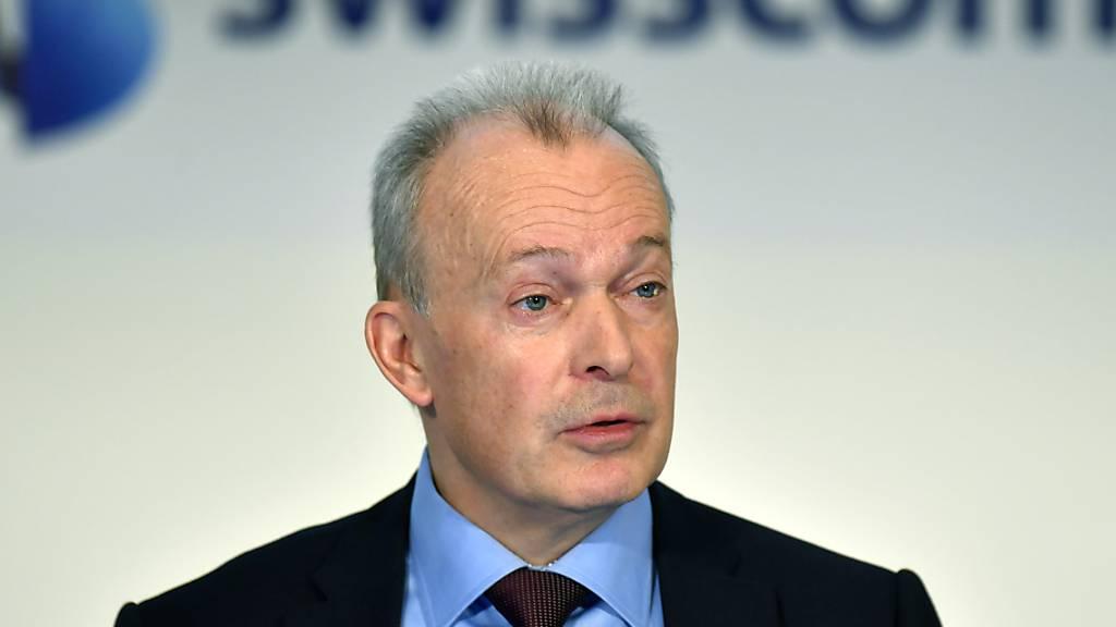 Swisscom im Halbjahr mit weniger Umsatz und Gewinn