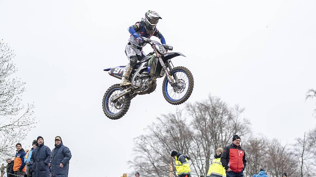 Jeremy Seewer gewinnt erstes von zwei Rennen