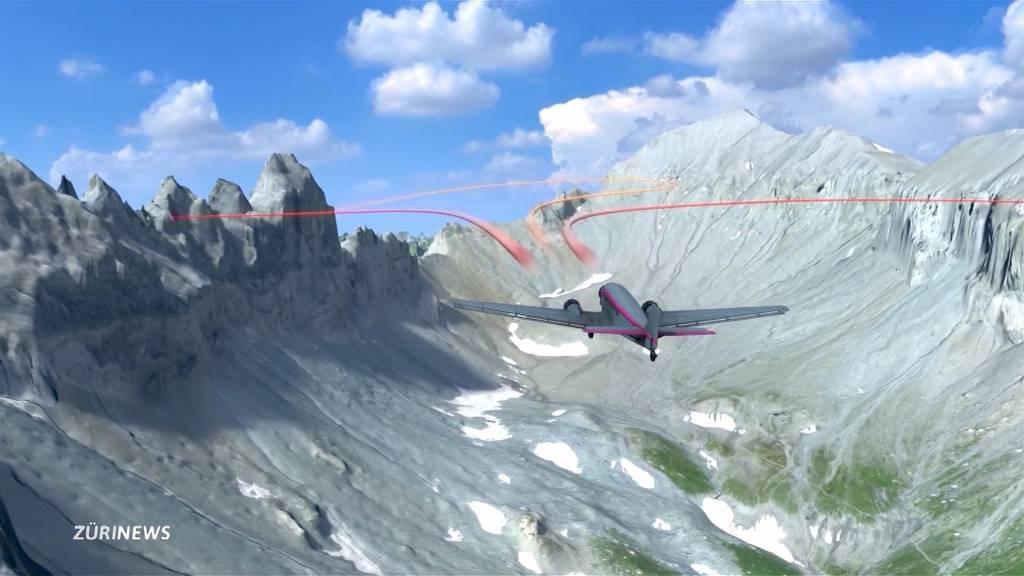 Ju-52-Absturz: Piloten flogen zu riskant
