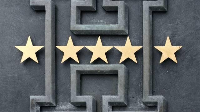 Sterne als Zeichen für Qualität sind laut Bundesgericht nicht monopolisierbar (Symbolbild)