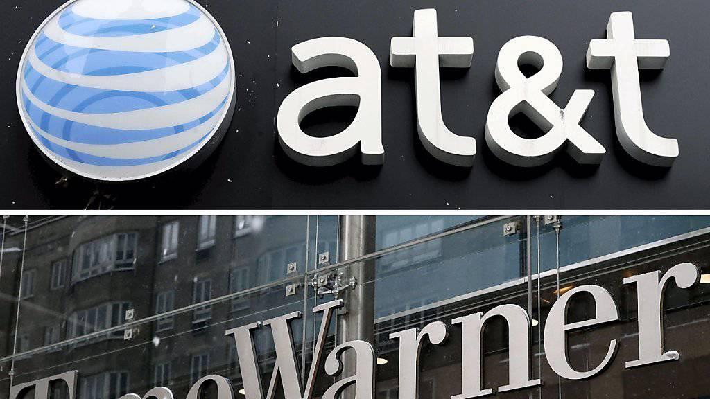 Aus zwei mach eins - AT&T will Time Warner übernehmen